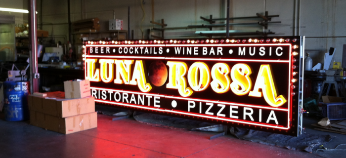 Top 3 online custom sign companies for businesses