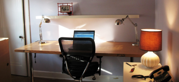 So you need to set up a small office