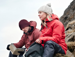Ever wonder how outdoor clothing came to be?