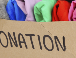 Free up some closet space and donate your old winter clothes to these organizations