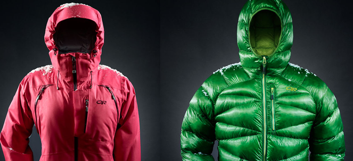How to buy the right outdoor jacket