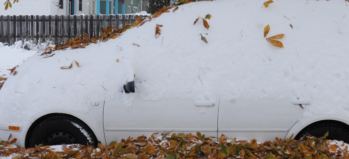 How to make sure you car is ready for winter
