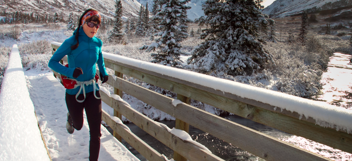 The best workout tips in the snow