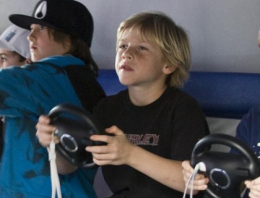 Game ratings and what they mean for you and your child.