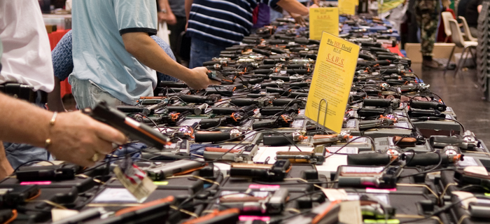 Guide to getting a gun license and buying a firearm