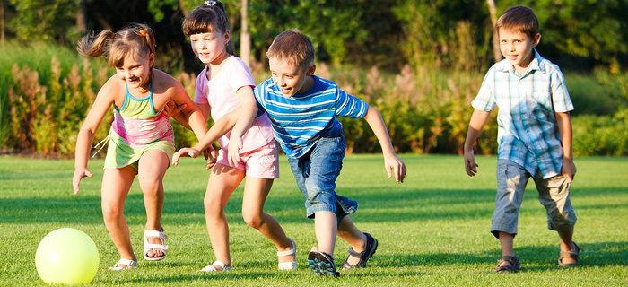 Outdoor activities you can do with your kids