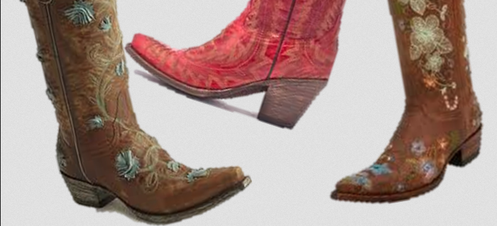 Guide to choosing the best cowboy boots