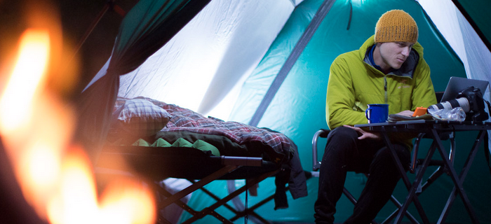 Skills to learn before you go camping