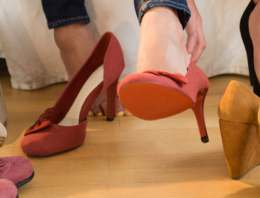 If the shoe fits: The importance of wearing shoes that fit