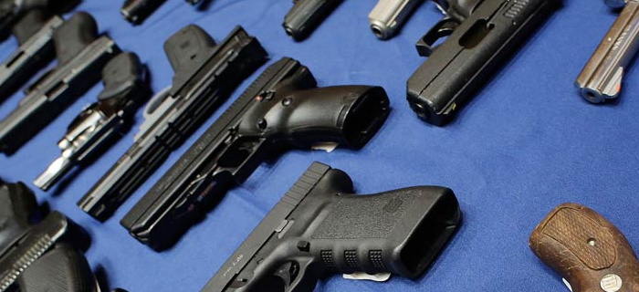 5 most popular guns for homeowners in the United States