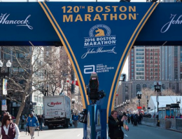 Top 10 largest marathons in the world